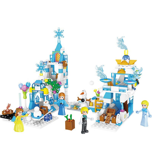 Ice Land Building Blocks