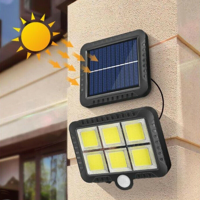 Other Electronics - 120 COB Split Solar Wall Light was listed for R159.00  on 26 Jan at 09:40 by Snatcher Online in Johannesburg (ID:452271118)