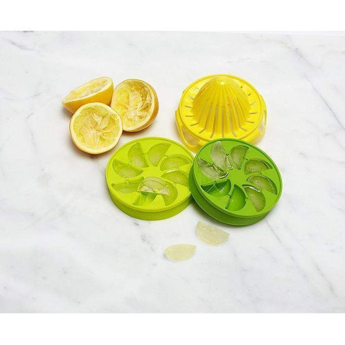 Lemon Drops Citrus Ice Cube Infuser Set | Shop Online | Snatcher