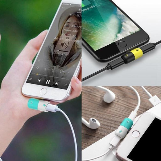 Lightning Splitter For Iphone | Shop Online | Snatcher
