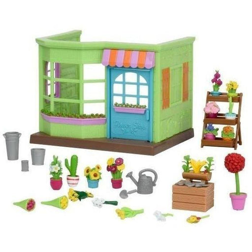 LI'L WOODZEEZ FLOWER SHOP PLAYSET | Shop Online | Snatcher