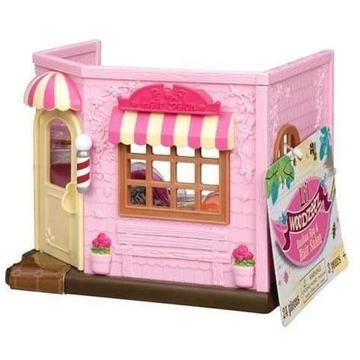 LI'L WOODZEEZ HAIR SALON PLAYSET | Shop Online | Snatcher