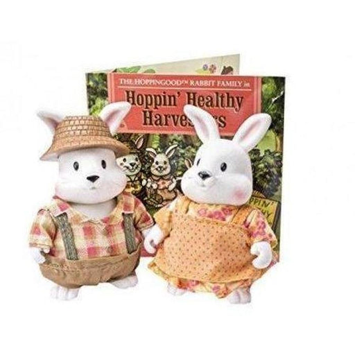 LI'L WOODZEEZ RABBIT FAMILY + STORYBOOK | Shop Online | Snatcher