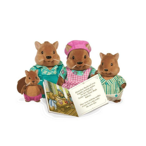 Lil' Woodzeez- The Bushytail Squirrel Family | Shop Online | Snatcher