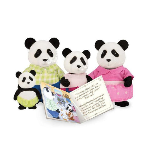 Lil' Woodzeez- The Skyhopper Panda Family | Shop Online | Snatcher