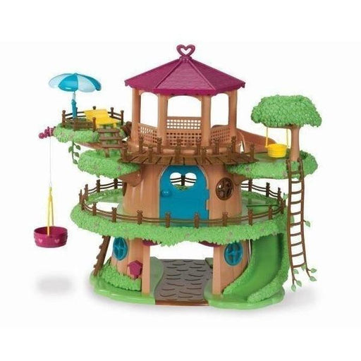 LI'L WOODZEEZ TREEHOUSE PLAYSET | Shop Online | Snatcher