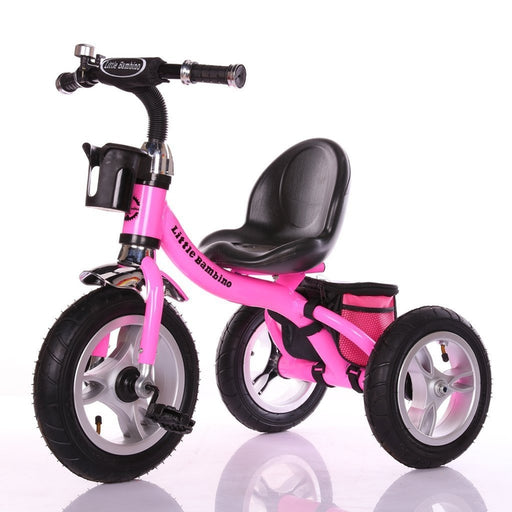 Little Bambino Tricycle With High Chair and Storage Bag | Shop Online | Snatcher