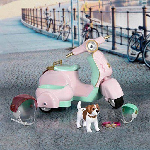 Lori Scooter - With Side Cart And Pet | Shop Online | Snatcher