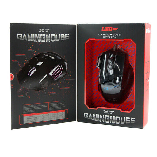 X7 Gaming Mouse