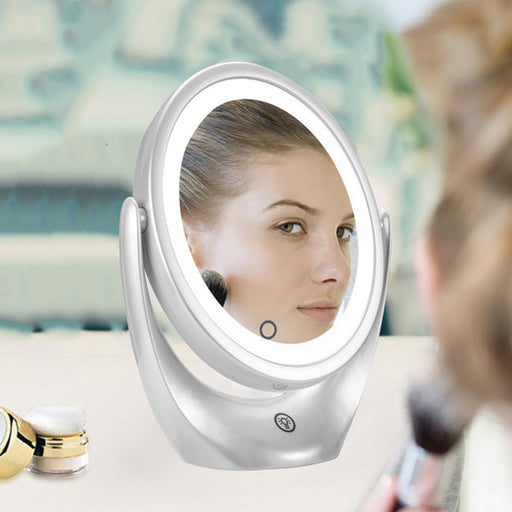 Rechargeable LED Makeup Mirror