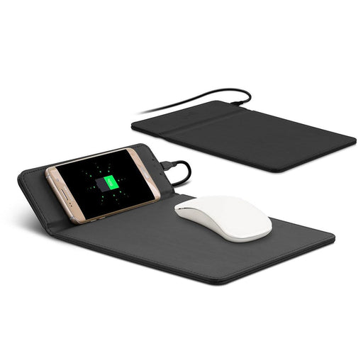 Mousepad With Wireless Charger