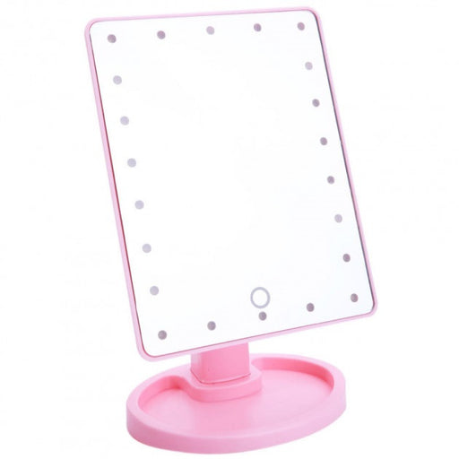Touch Screen LED Mirror