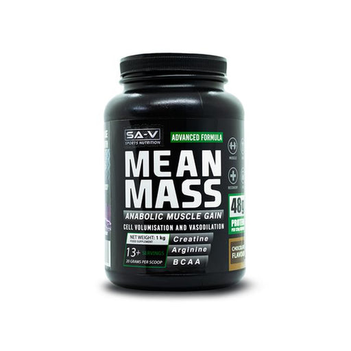 Mean Mass Muscle Build - Gym Supplement 1kg | Shop Online | Snatcher