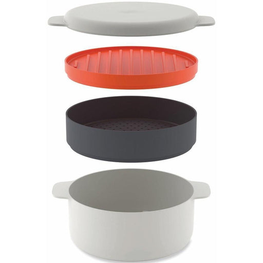 Microwave Stackable Cooking Set | Shop Online | Snatcher