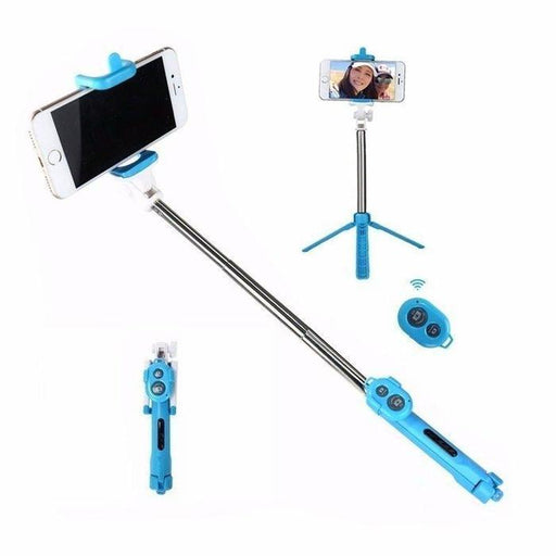 Mini Tripod With Three Integrated Self Timer Lever | Shop Online | Snatcher