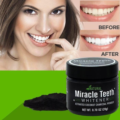 Miracle Teeth Whitener x2 | Shop Online | Snatcher