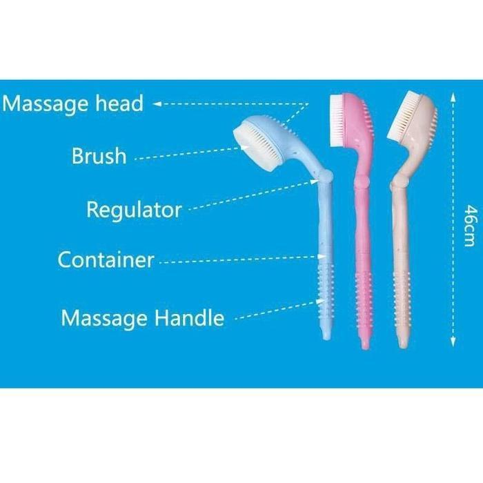 Multi-Function Bathing Brush | Shop Online | Snatcher