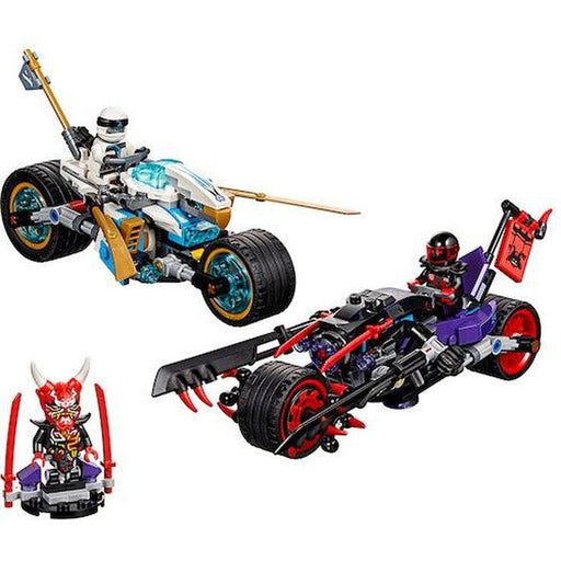 Ninja Street Race Building Blocks | Shop Online | Snatcher