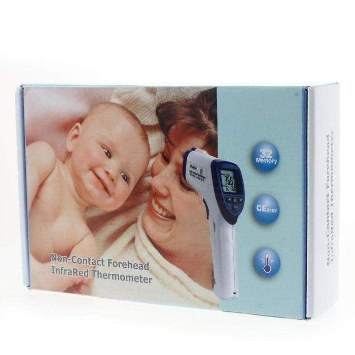 Non-Contact Forehead Infrared Thermometer | Shop Online | Snatcher