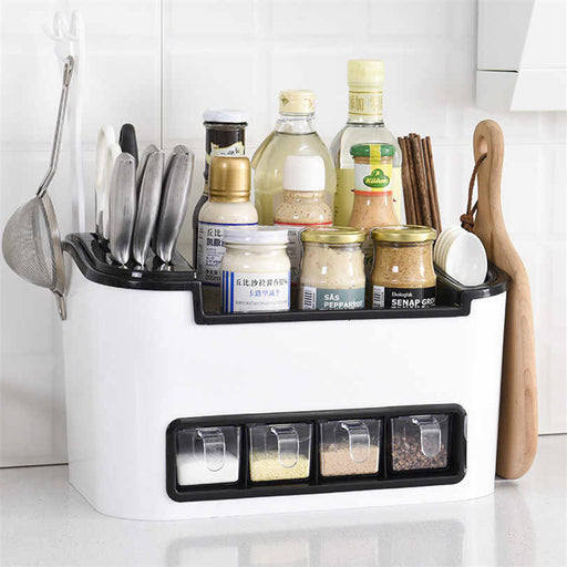 Multi-Storage Kitchen Organizer
