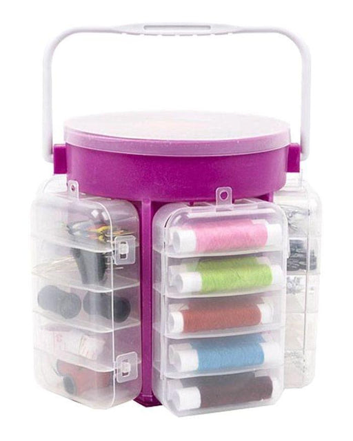 Organizer Sewing Kit Set 210 Pieces | Shop Online | Snatcher