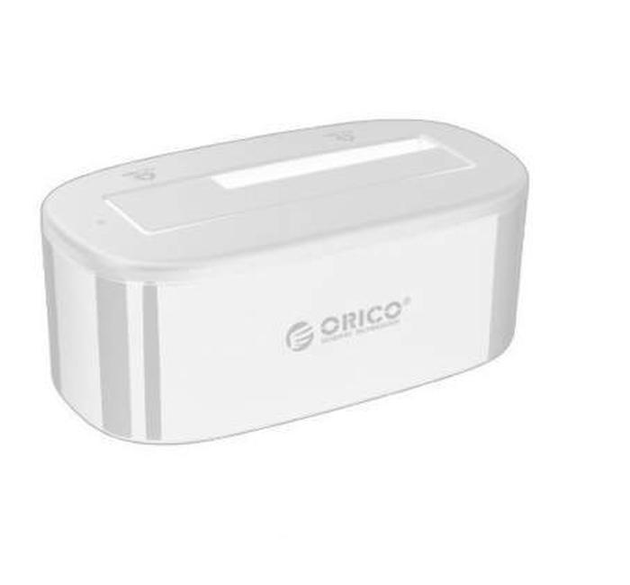 Orico 1 Bay USB3.0 2.5 / 3.5 HDD|SSD Vertical Dock Black | Shop Online | Snatcher