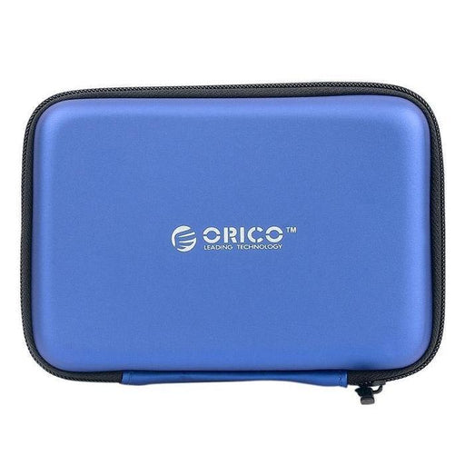 Orico 2.5 Portable Hard Drive Protector Bag Blue | Shop Online | Snatcher