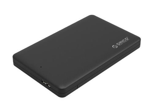 Orico 2.5 USB3.0 External HDD Enclosure Black | Shop Online | Snatcher