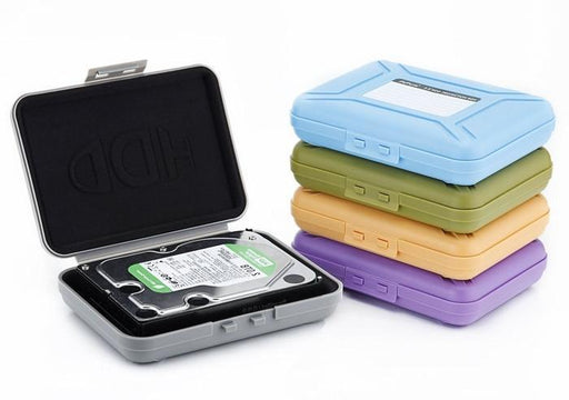 Orico 3.5 HDD Protector 5 Pack Multi colour | Shop Online | Snatcher