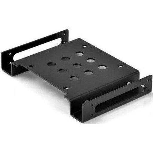 Orico 5.25 to 2.5 and 3.5 HDD Bracket Aluminium Black | Shop Online | Snatcher