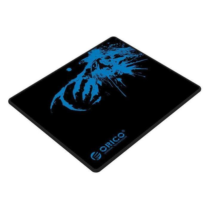 Orico Multispandex Rubber 300x250 Mousepad Black | Shop Online | Snatcher