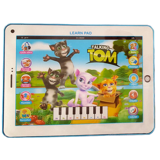 Talking Tom Learning Pad
