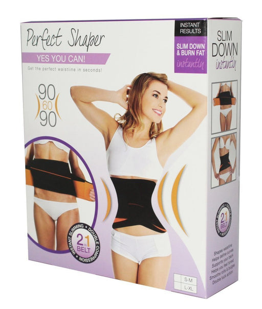 a56ae4d3069 Perfect Shaper Double Compression Velcro Waist Belt - Buy Online -  Affordable Online Shopping — Snatcher