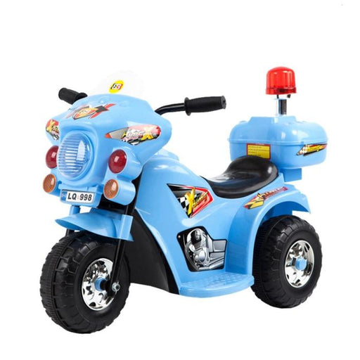 Police Motorbike -Kids Ride On | Shop Online | Snatcher