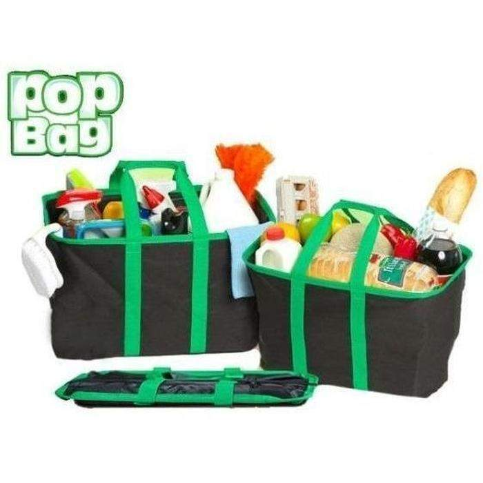 Pop Bag Heavy Duty Collapsible Bag | Shop Online | Snatcher
