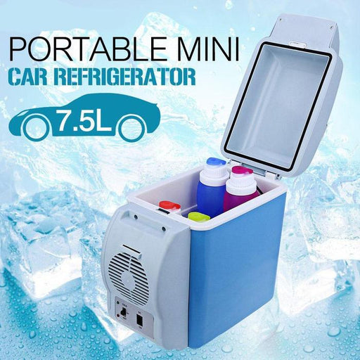 Portable Car Refrigerator Cooler / Warmer 7.5L Capacity | Shop Online | Snatcher