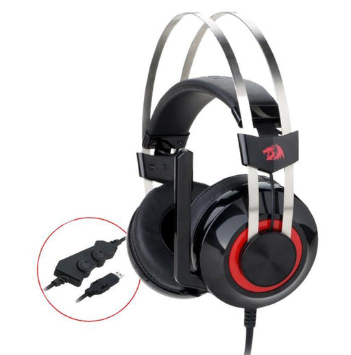 REDRAGON TALOS GAMING HEADSET | Shop Online | Snatcher