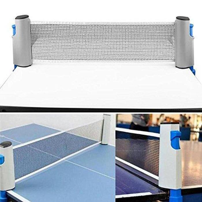 Tremendous Retractable Table Tennis Net Download Free Architecture Designs Ferenbritishbridgeorg