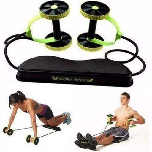 Revoflex Xtreme Resistance Workout Machine | Shop Online | Snatcher