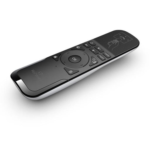 Rii Wireless Air Mouse Remote Black and White | Shop Online | Snatcher
