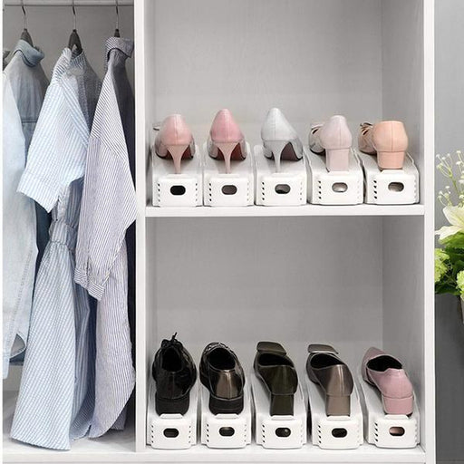 Shoe Slotz Storage Units - Pack Of 6 | Shop Online | Snatcher