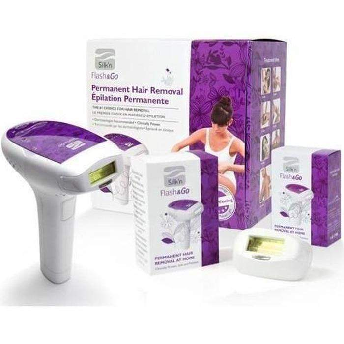 Silk'N Flash And Go - Permanent Hair Removal | Shop Online | Snatcher