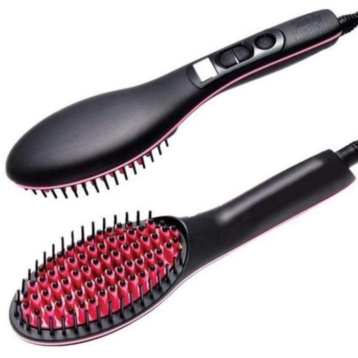 Simply Straight Ceramic Straightening Brush | Shop Online | Snatcher