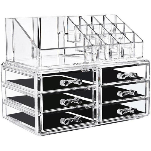 Six Drawer Cosmetic Organizer | Shop Online | Snatcher