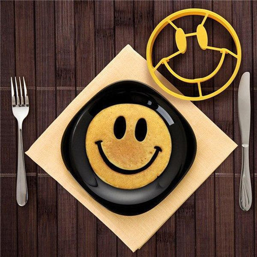 Smiley Face Batter Mold | Shop Online | Snatcher
