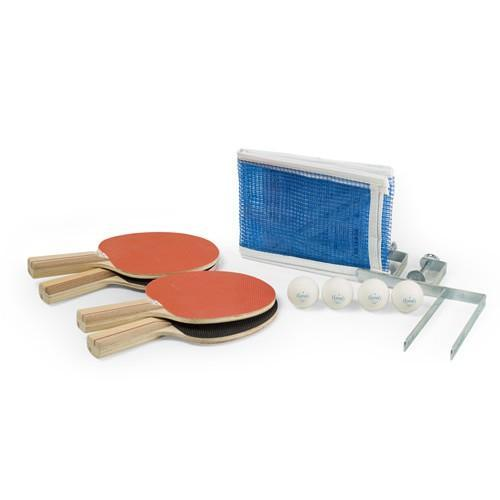Table Tennis Set - 4 Players