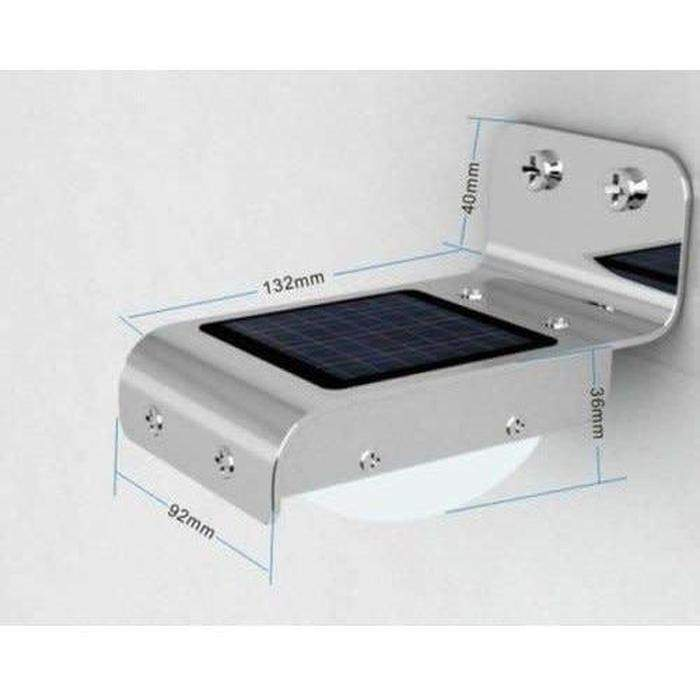 Solar Outdoor Light - 16 LED Motion Sense Outdoor Light | Shop Online | Snatcher