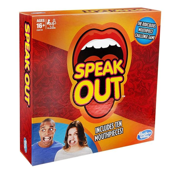 Speak Out Game | Shop Online | Snatcher