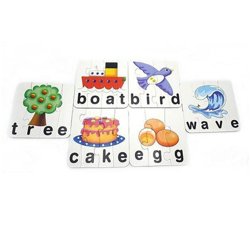 Spelling And Matching Puzzle Sets | Shop Online | Snatcher