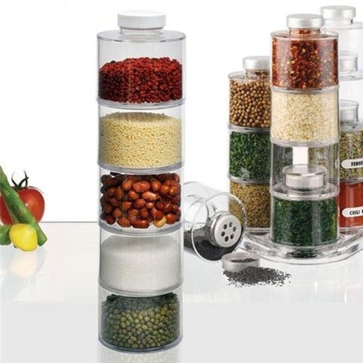 Spice Tower Carousel - 12 Piece | Shop Online | Snatcher